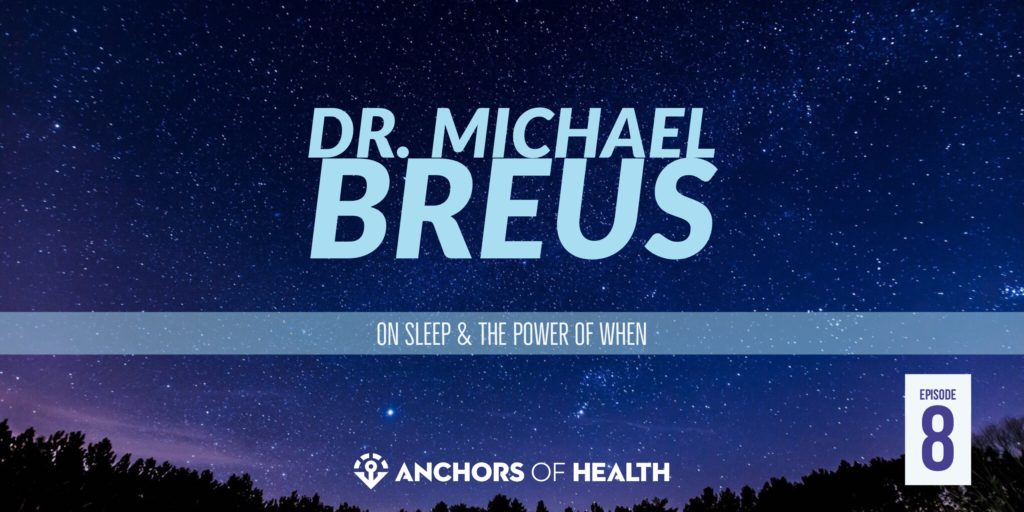 Image thumbnail for: Get Better Sleep Tonight and The Power of When with Dr. Michael Breus